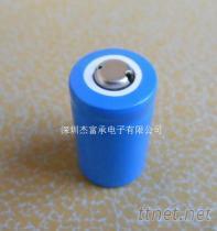 14250圆柱3.7V 小型号充电电池