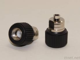 连接器 - SMA 公头母针 for 178线(PLASTIC)