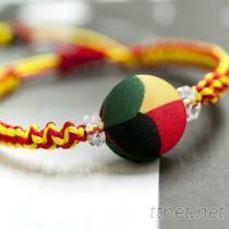 絲思入釦◆手工編織單線手環(32款)