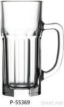 685cc有柄八角啤酒杯
