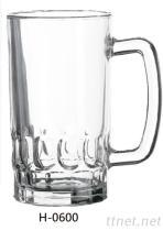 600cc葵花啤酒杯