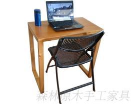 原木簡約風書桌