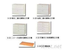 抽屜式公文櫃系列 (政府機關正字標記共同契約產品