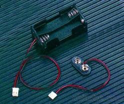 电池盒和接头