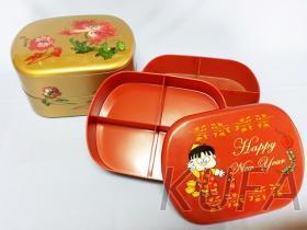 方形餅乾盒