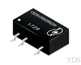 13DS-2W 2瓦 1KV隔離電壓 SMD 直流對直流電源轉換器