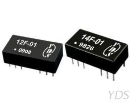 12F/14F 10 Base-T 通孔式網路濾波器
