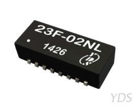 23F 10 Base-T SMD 網路濾波器