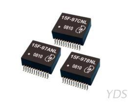 PoE 15FB-10G 10G Base-T PoE & PoE+ SMD網路濾波器