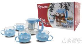 Recona 日式花茶壶组