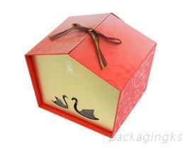 喜饼多层抽屉盒, 造型盒