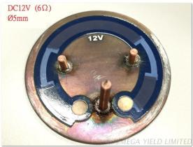 DC 12V厚膜發熱片 (60~80W ≒6Ω )