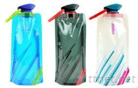 摺疊運動水壺袋