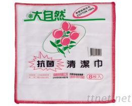 #3047 大自然抗菌清潔巾(8枚入)