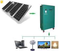 1KW 獨立型太陽能系統