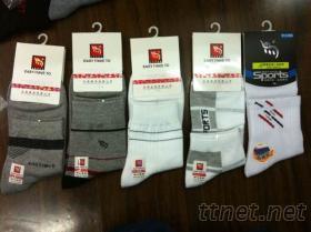 男式淺口襪、韓版男襪、純棉男襪  男船襪