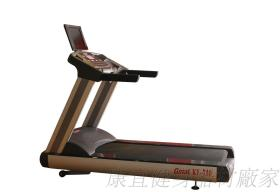 广州跑步机厂家供应多功能跑步机 健身房专用运动器材