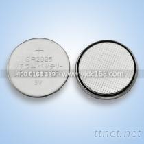 酒吧發光杯電池CR2025鋰電池%進口不鏽鋼蓋現貨批發