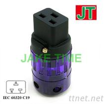 IEC 60320 C19 音響級電源插座