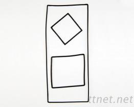 四方O型環橡膠/矽膠產品