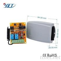 通用型长工作电压2通道无线控制器Yet402PC-V2.0