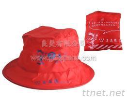折叠防水帽