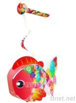 DIY燈籠, 年年有魚, 夢幻魚