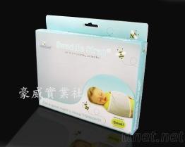 PP盒, PP印刷盒, 嬰兒用品包裝盒