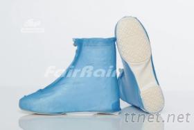 果漾時尚平底防雨鞋套