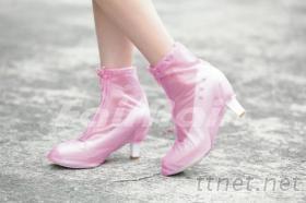 果漾時尚高跟鞋專用防雨鞋套