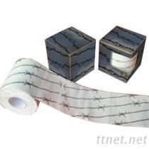 創意印花衛生紙, 個性衛生紙, 彩色卷紙印刷, 廁紙出口捲筒紙