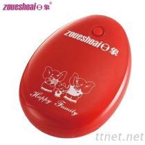 日象溫心蛋[電池式]-鮮豔紅
