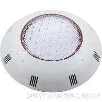 LED挂壁式泳池灯rgb 水下灯 RGB遥控 水下灯具