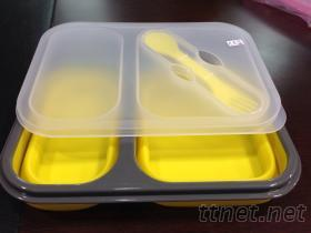 兩格保鮮盒