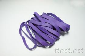 50% Natural Rubber Bands #18*Purple*7cm(FL)橡皮筋