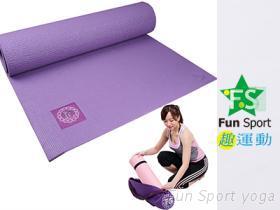 Fun Sport yoga 環保瑜珈墊(PER)瑜伽墊運動墊止滑墊