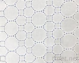 棉紗刺繡全幅布-1