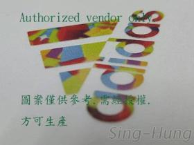 3D立體熱轉印標