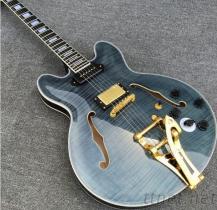 Es 335爵士半烏木指板F-Oles電吉他