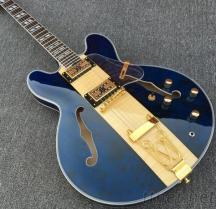 Es 335半空心體積爵士吉他
