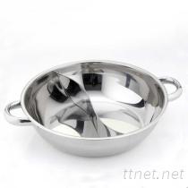 電鴛鴦鍋, 電磁爐火鍋鴛鴦鍋