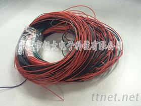 UL1007環保認證線, 電子線