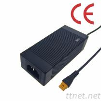 50.4V1A 鋰電池充電器 歐盟CE LVD IEC62368-1認證