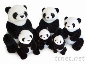猫熊 绒毛玩具