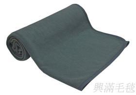 銀離子抗菌毛毯