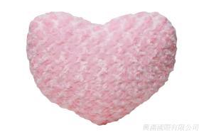 广告促销赠品, 浪漫玫瑰心型抱枕