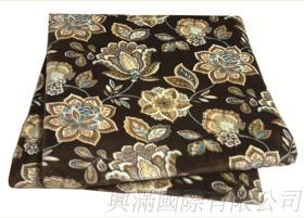 巴洛克风时尚绒毯