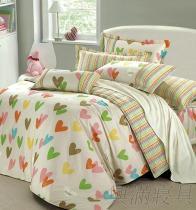 兒童開心床包7件組