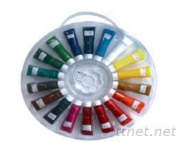 18色36ml软管装丙烯颜料