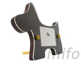 狗狗造型相框